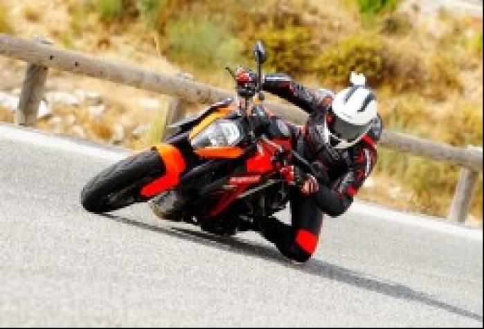 KTM SuperDuke 1290 R Andaluzja