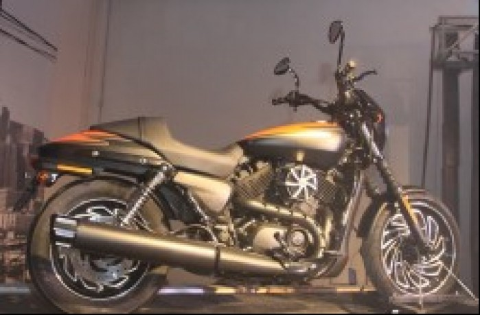 Harley Davidson Street 500 2014