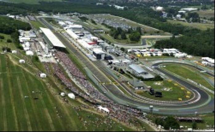 Hungaroring Race Track