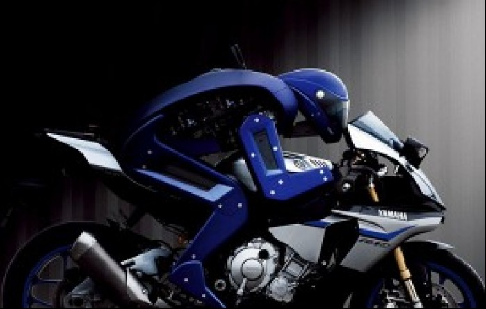 Yamaha Motobot R1