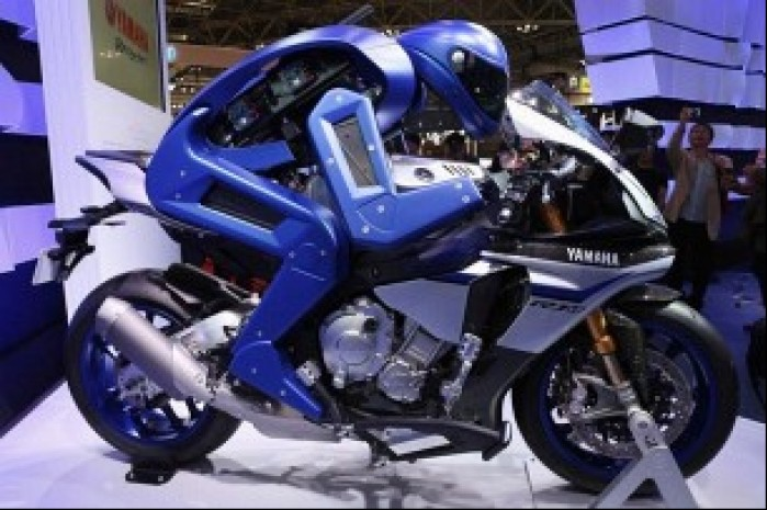Yamaha Motobot R1 Tokyo Show