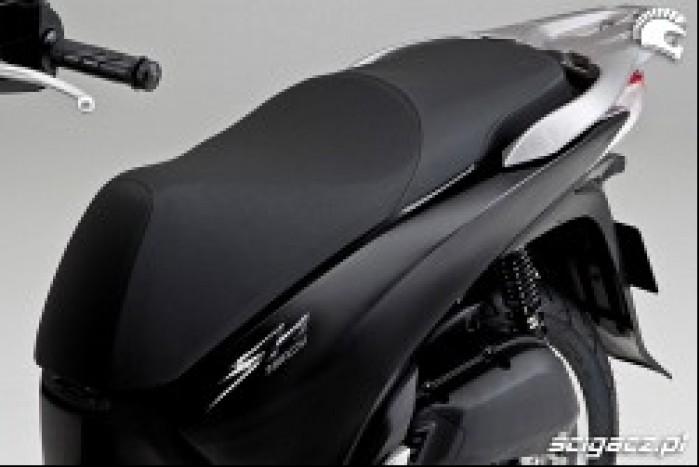 Siedzenie Honda SH125 150 2013