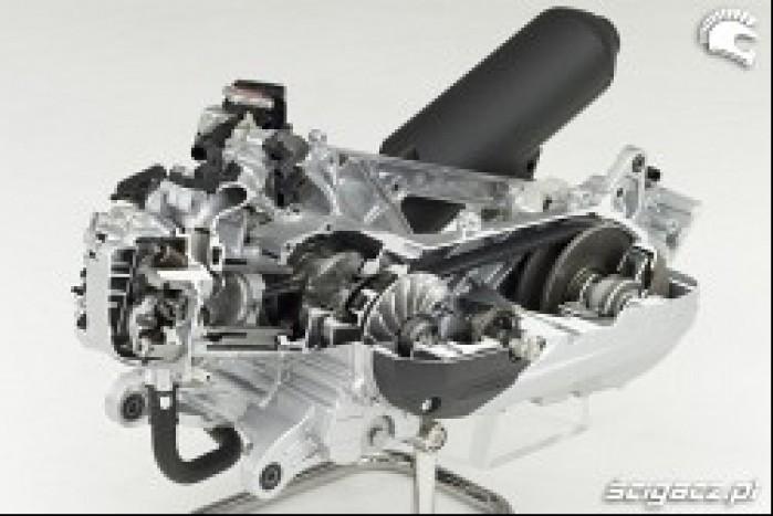 Silnik Honda SH125 150 2013
