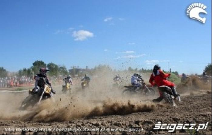 mx1 start motocrossowe mistrzostwa polski strykow 2010