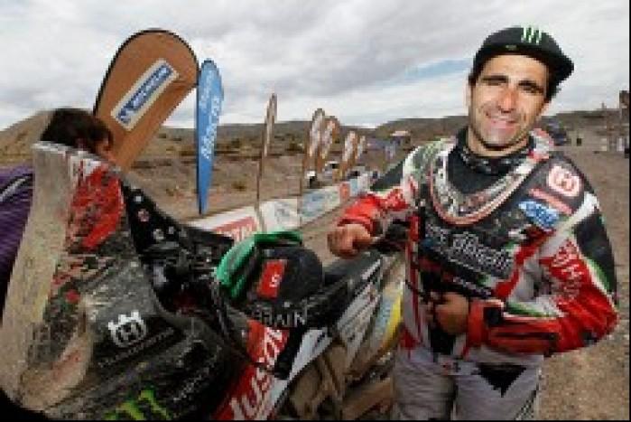 Paulo Goncalves Dakar 2012