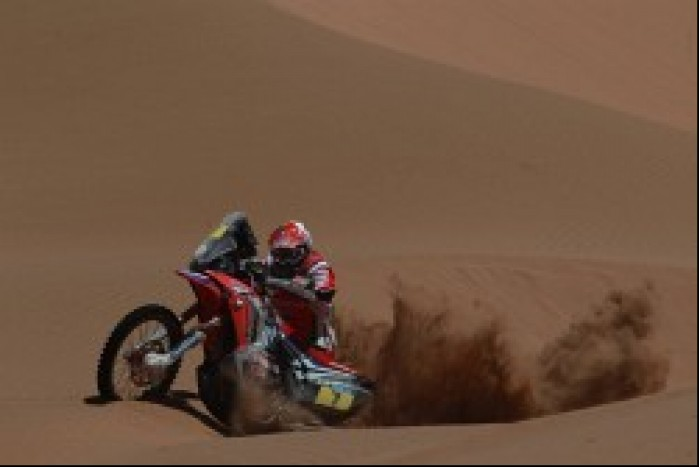 Paolo Goncalves Dakar 2015 Day 8