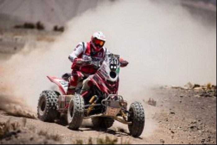 Rafal Sonik D4 Dakar 2015