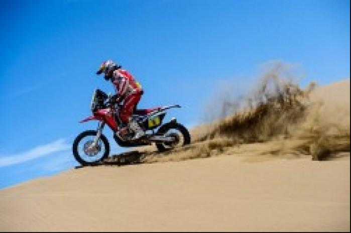 Rodrigez Dakar 2015