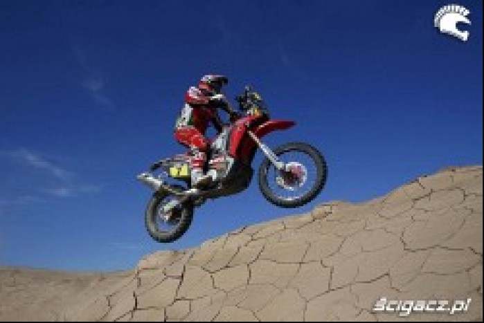 honda crf 450 rally dakar 2015