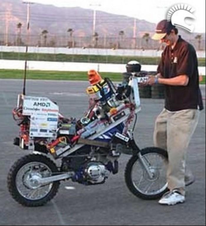 Motocykl Google