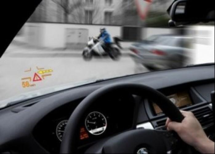 bmw connected ride informacje w samochodzie