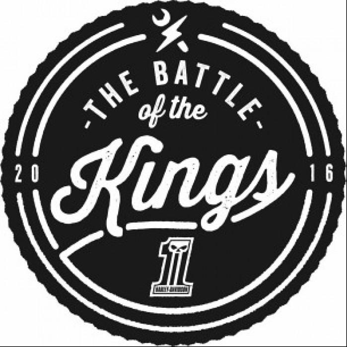 2016 DC Battle Kings BLACK