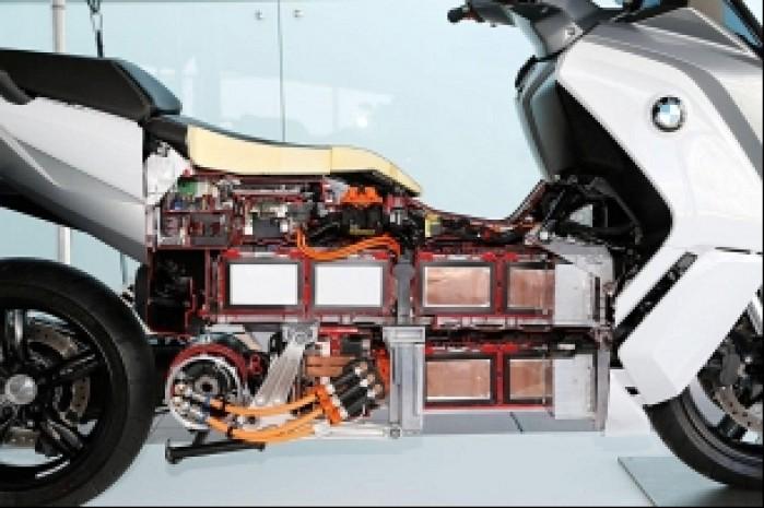 BMW C Evolution Bateria