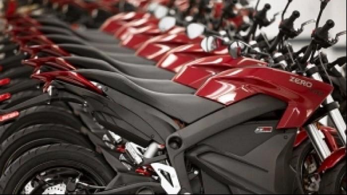Zero Motorcycle plant