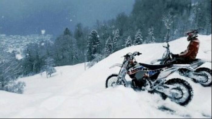 Enduro zima