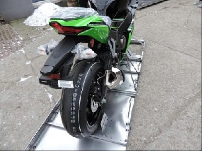 Kawasaki ZX 10R 2016 platforma