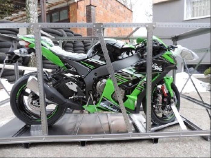 Kawasaki ZX 10R 2016 w skrzyni