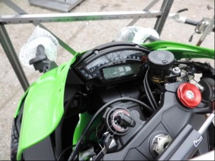 Kawasaki ZX 10R 2016 zegary