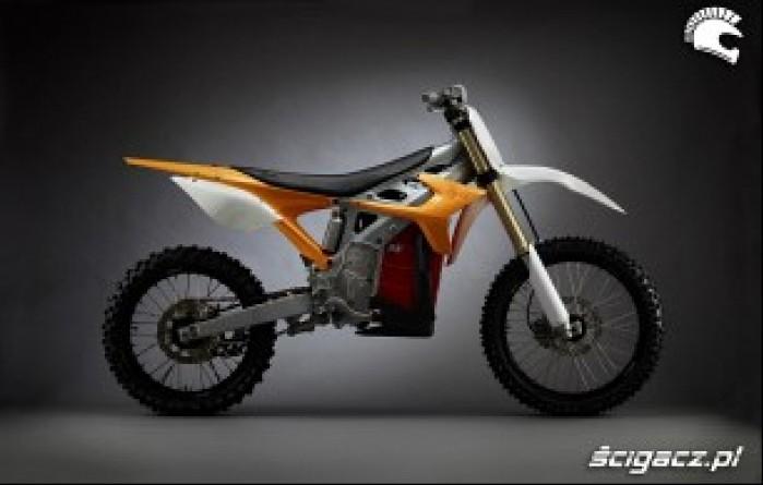 motocykl brd electric bike