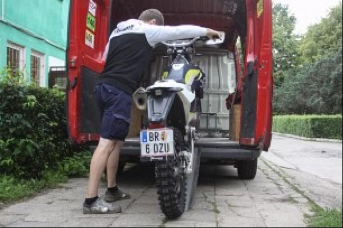 6 Dobry system transportu to taki z ktorego obsluga poradzi sobie jedna osoba