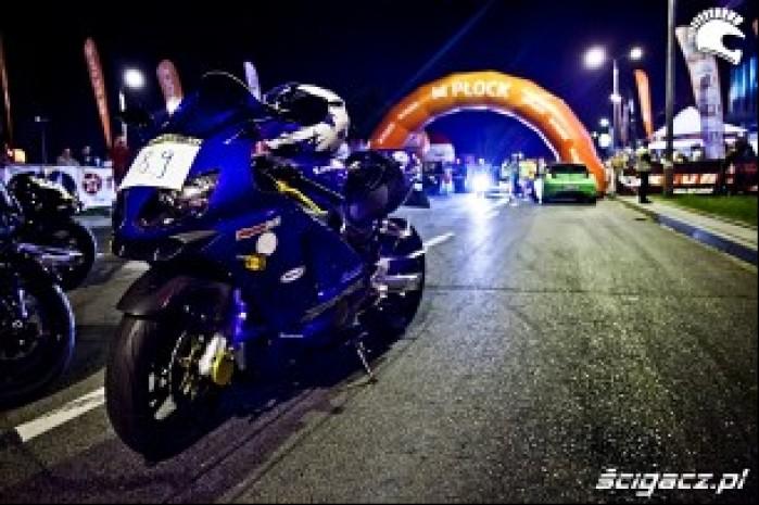 Kawasaki ZX 12 R speedbike night power