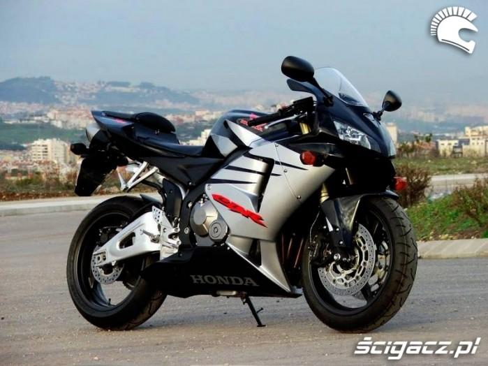 CBR600RR czarna