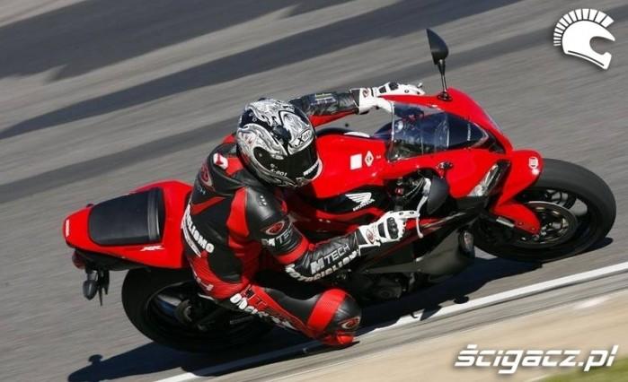 CBR600RR red devil