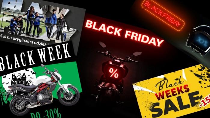 motocyklowy Black Friday