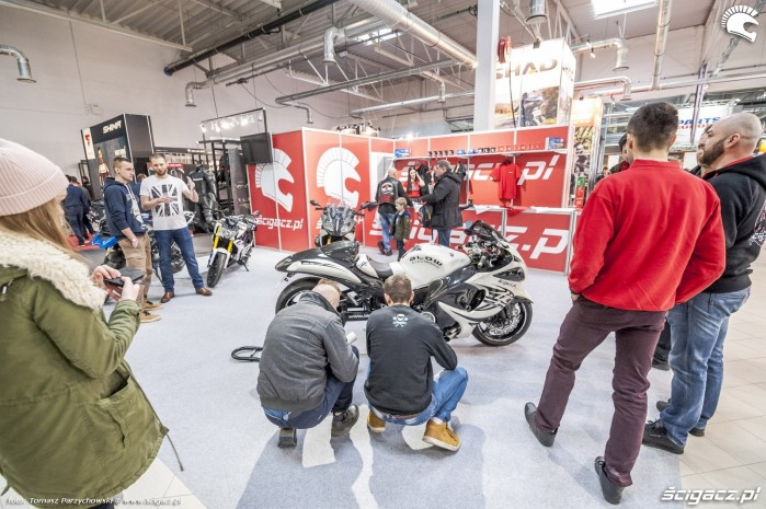 Warsaw Motorcycle Show 2018 009