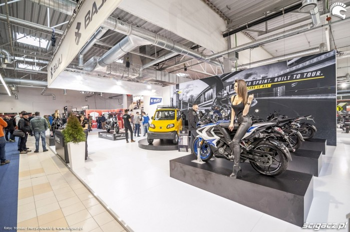 Warsaw Motorcycle Show 2018 011