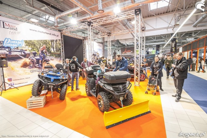 Warsaw Motorcycle Show 2018 012