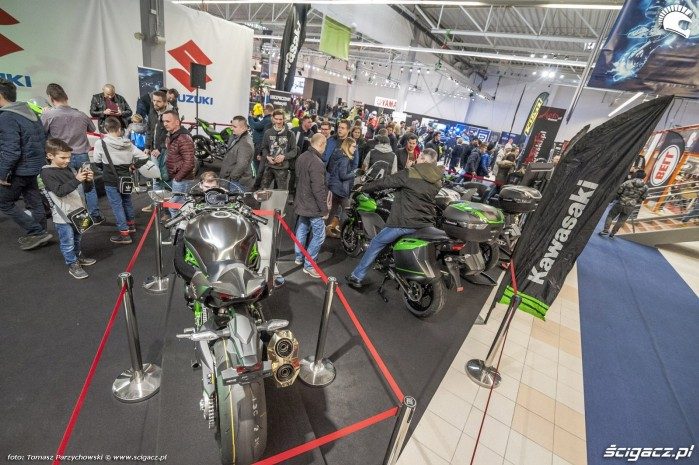 Warsaw Motorcycle Show 2018 014