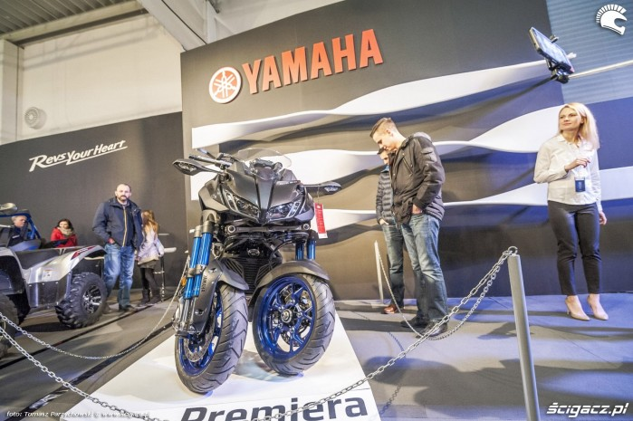 Warsaw Motorcycle Show 2018 018