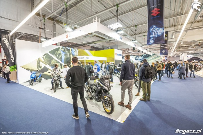 Warsaw Motorcycle Show 2018 019