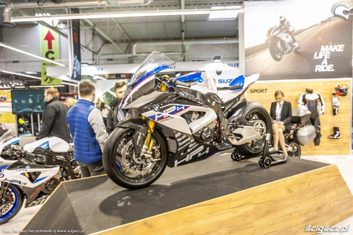 Warsaw Motorcycle Show 2018 021