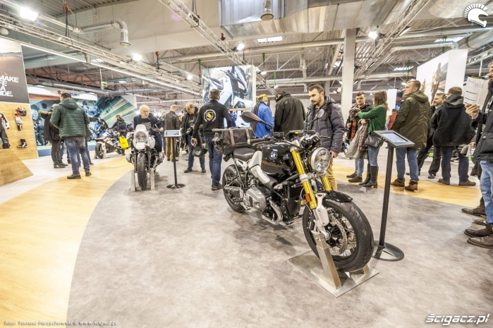 Warsaw Motorcycle Show 2018 022