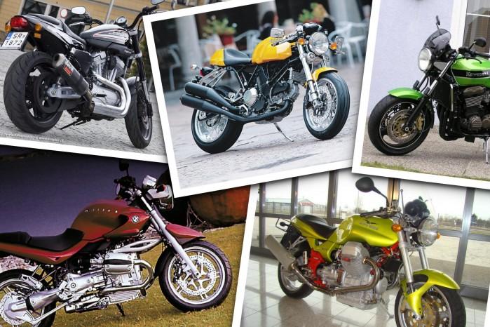 Piec kultowych motocykli z historia w tle