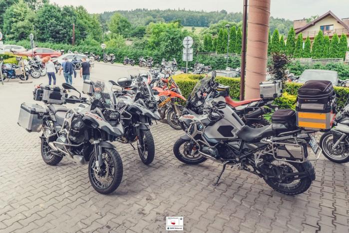 BMW KMP 2018 XVIII Miedzynarodowy Zlot Motocykli BMW Wisla 04