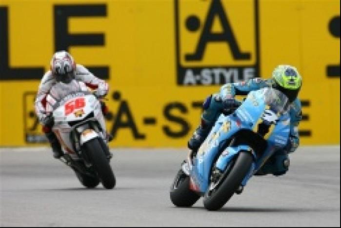 MotoGP przeciwskret