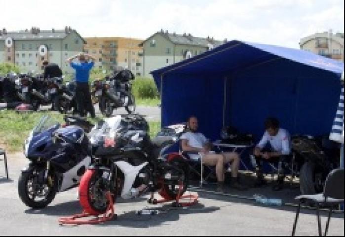 namiot honda drive safety trening promotor b mg 0146