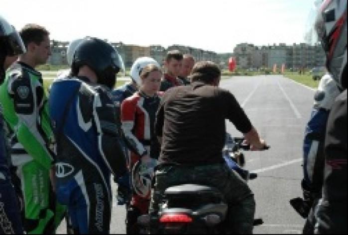 pozycja na moto Honda Pro-Motor Lublin