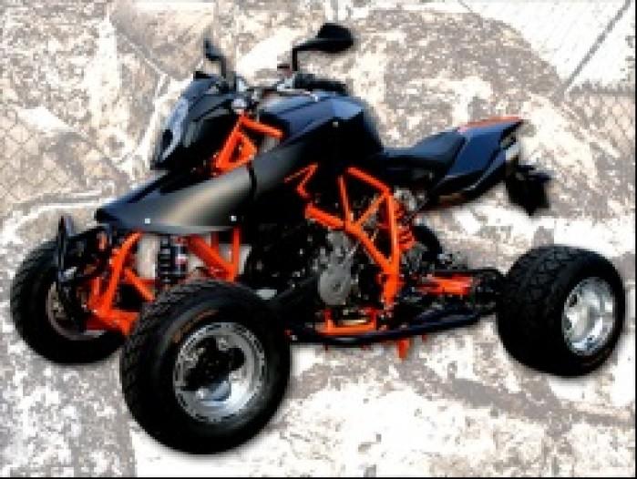 E-ATV Super Duke R