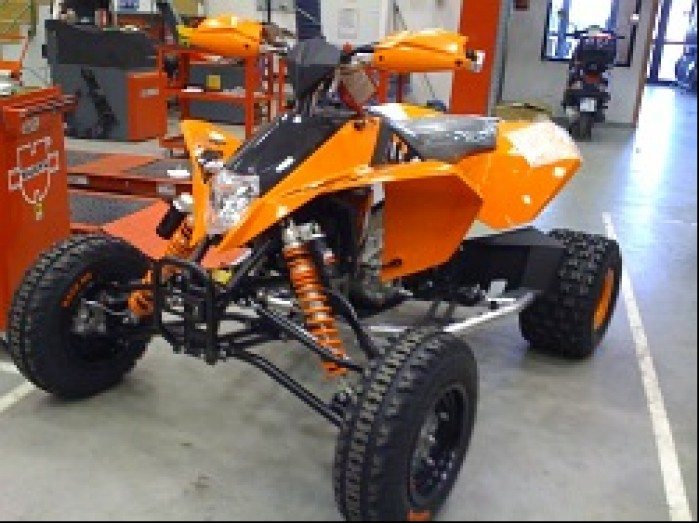 Sobczyk Racing Team quad