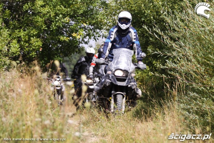 Michal Zoll BMW GS Trophy