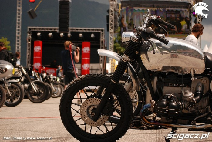 Pokaz customow Motorrad Days