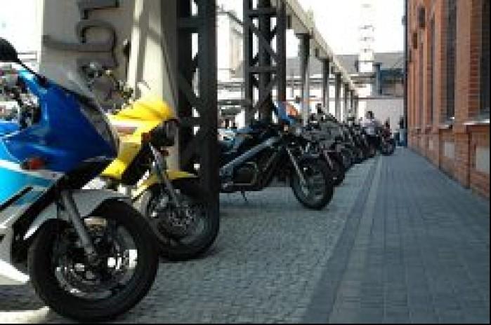 Motocykle stworzone do jazdy z nawigacja GPS