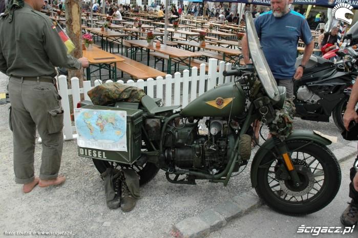 BMW Motorrad Days Garmich Partenkirschen Diesel
