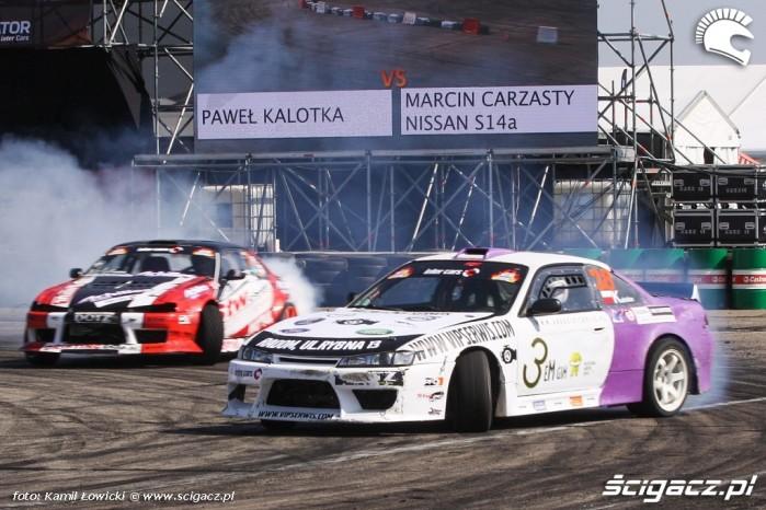 Pokazy driftu Intercars Motor Show