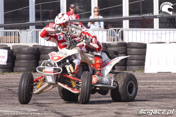 Quad Intercars Motor Show