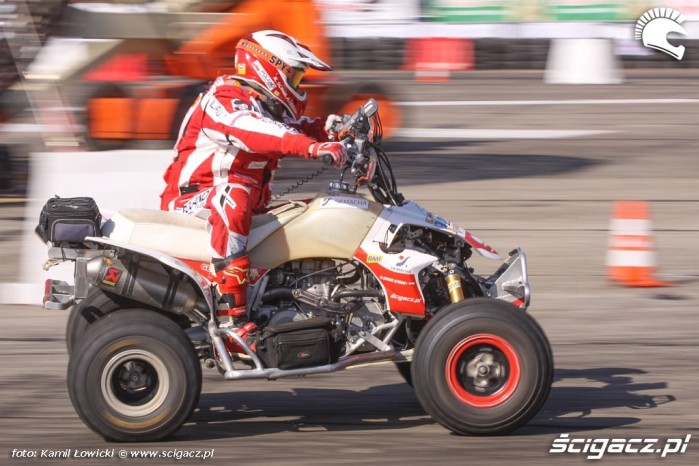 Quad Sonik Intercars Motor Show